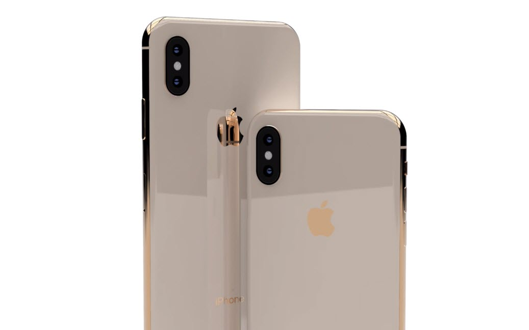 Iphone X Plus 2018 Renders 8