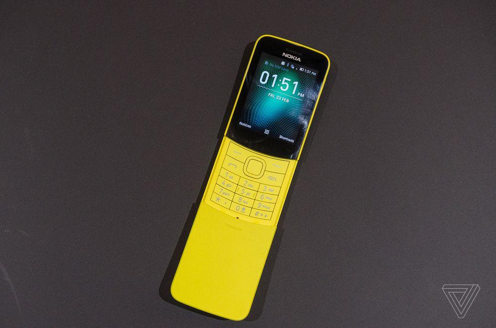 Nokia 8110 2018 2