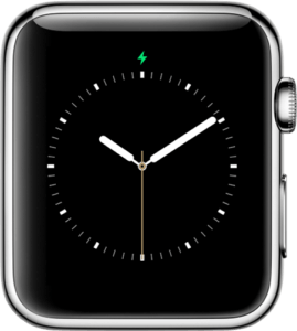 Watchos4 Series2 Charging Icon Watch Face