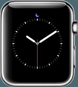 Watchos4 Series2 Do Not Disturb Icon Watch Face