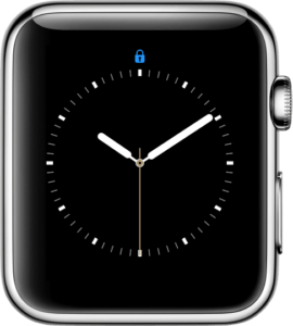 Watchos4 Series2 Lock Icon Watch Face