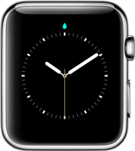 Watchos4 Series2 Water Lock Icon Watch Face