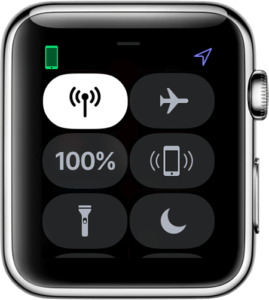 Watchos4 Series3 Location Services Watch Face