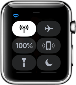 Watchos4 Series3 Wifi Icon Watch Face