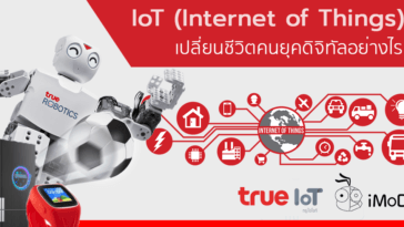 What Is Internet Of Things True Iot 1
