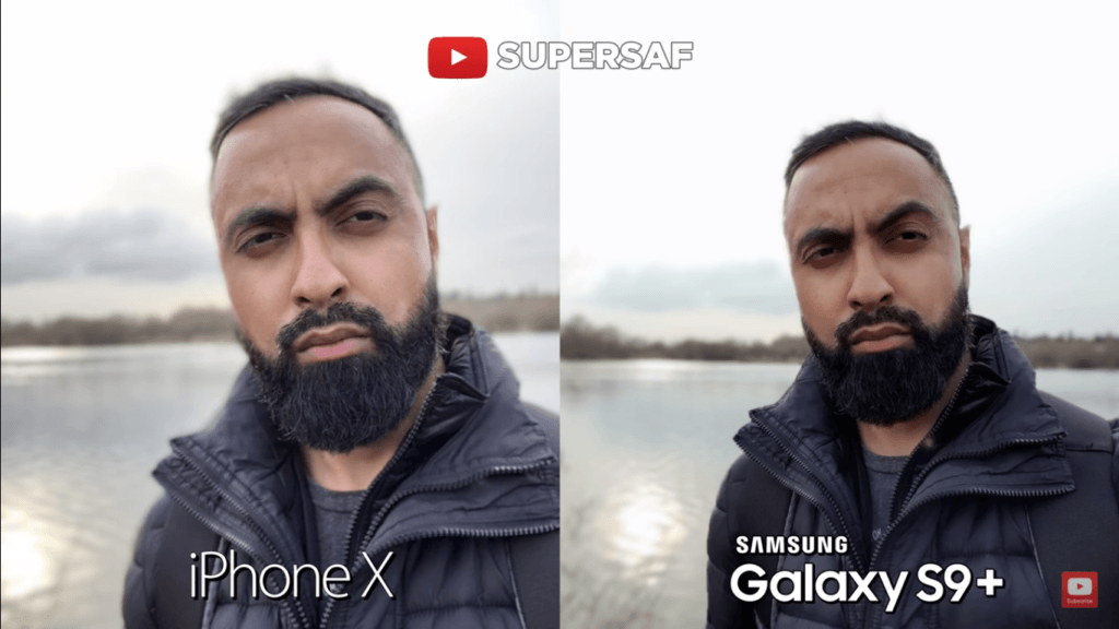 15 Portrait Mode Camera Compare Iphone X Vs Samsung Galaxy S 9 Plus