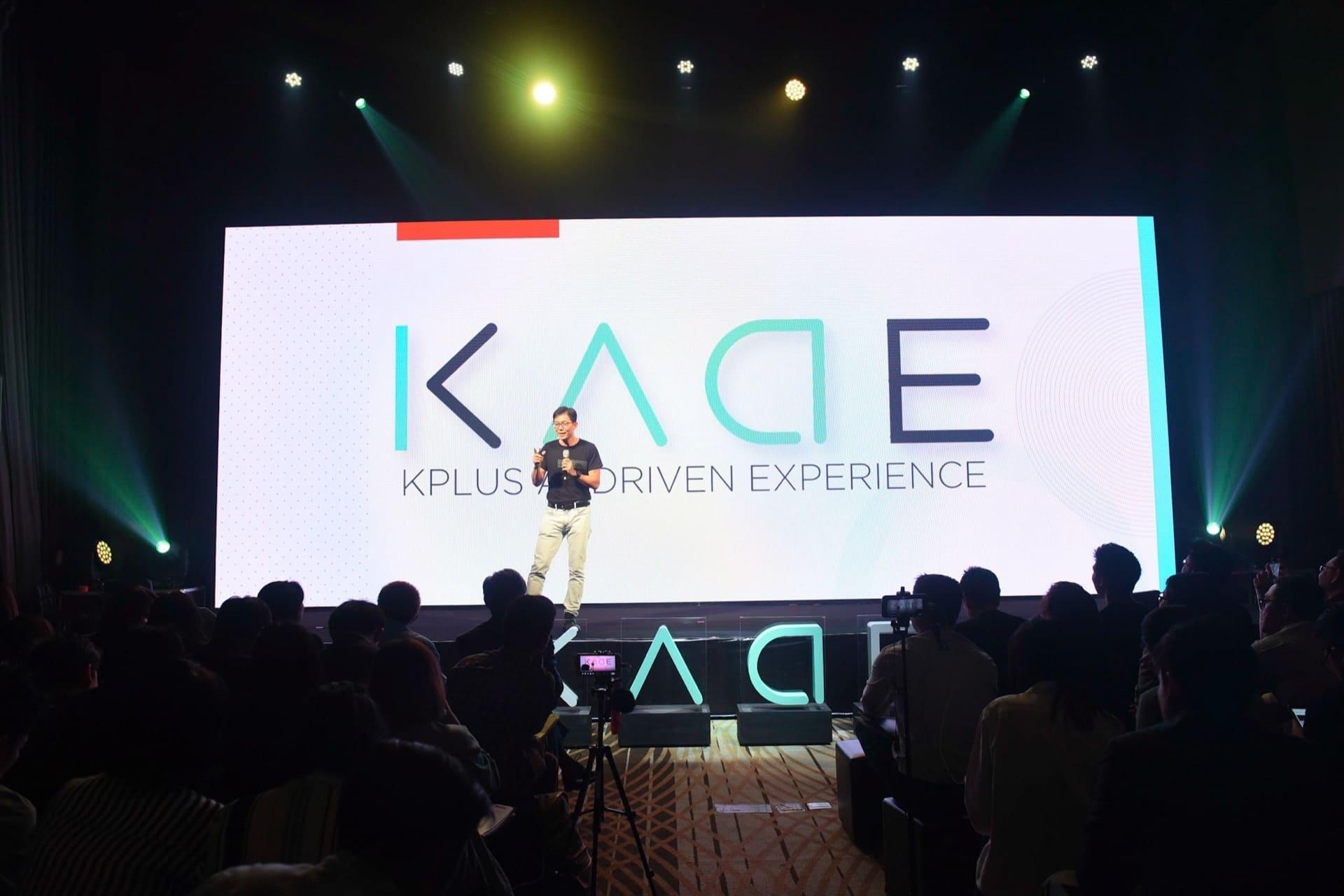 KADE - K Plus AI-Driven Experience