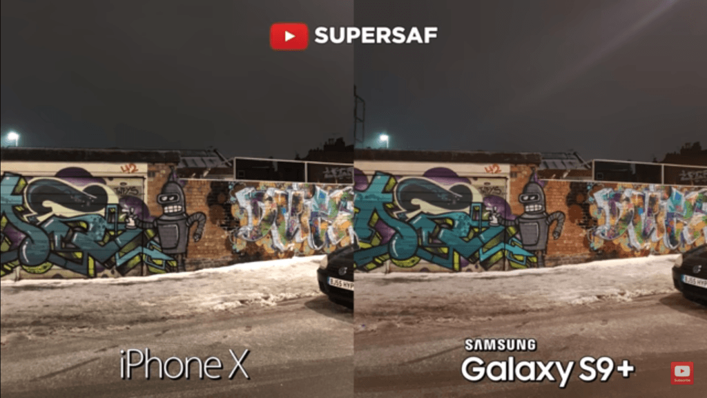 27 Portrait Back Mode Camera Compare Iphone X Vs Samsung Galaxy S 9 Plus