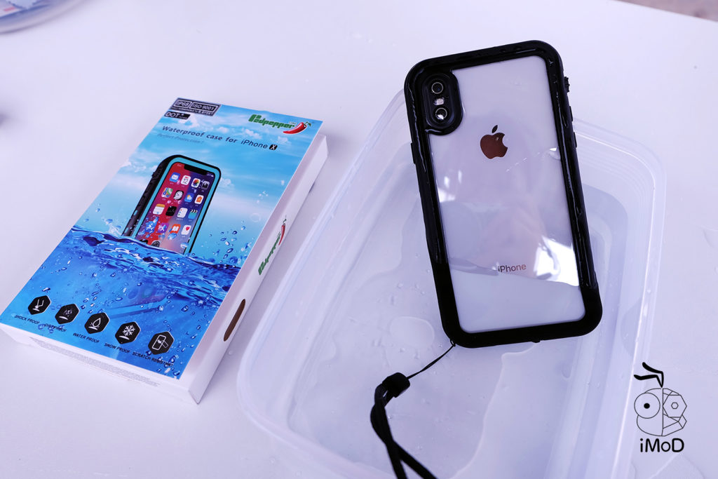 425 Degree Redpaper Waterproof Case For Iphone 1