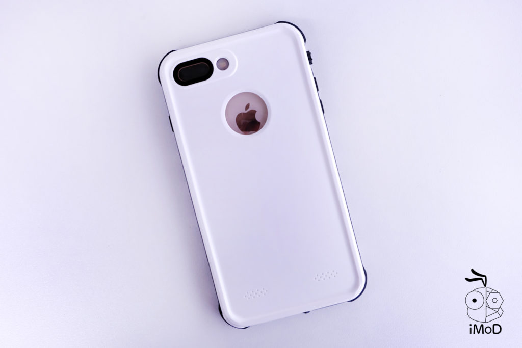 425 Degree Redpaper Waterproof Case For Iphone 8 Plus 2