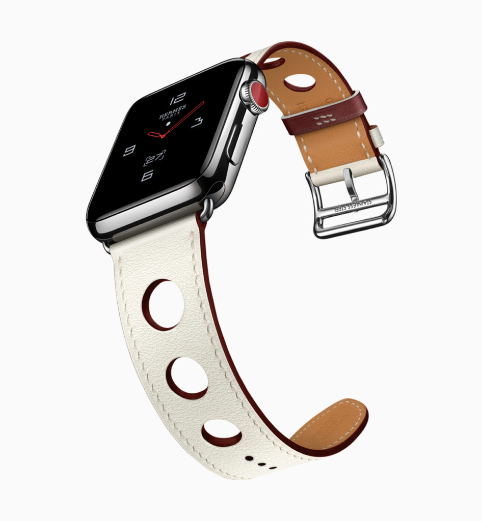 Apple Watch Series3 Hermes Single Tour 032118