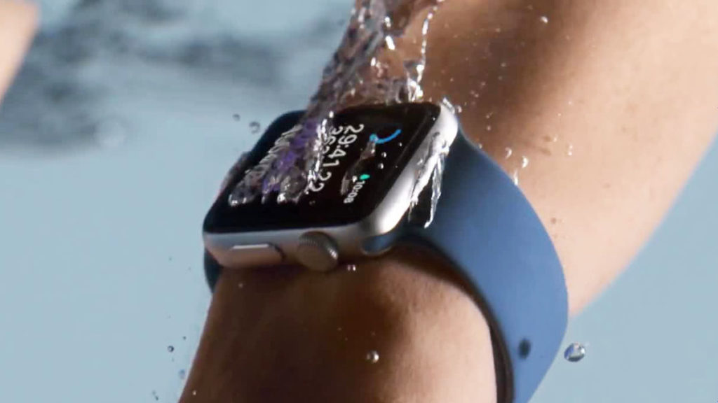 Apple Watch Water Resistant Or Not