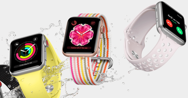 Apple Watch Spring Collection Available 1