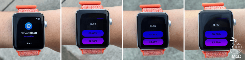 Elevate Proportion Apple Watch Game