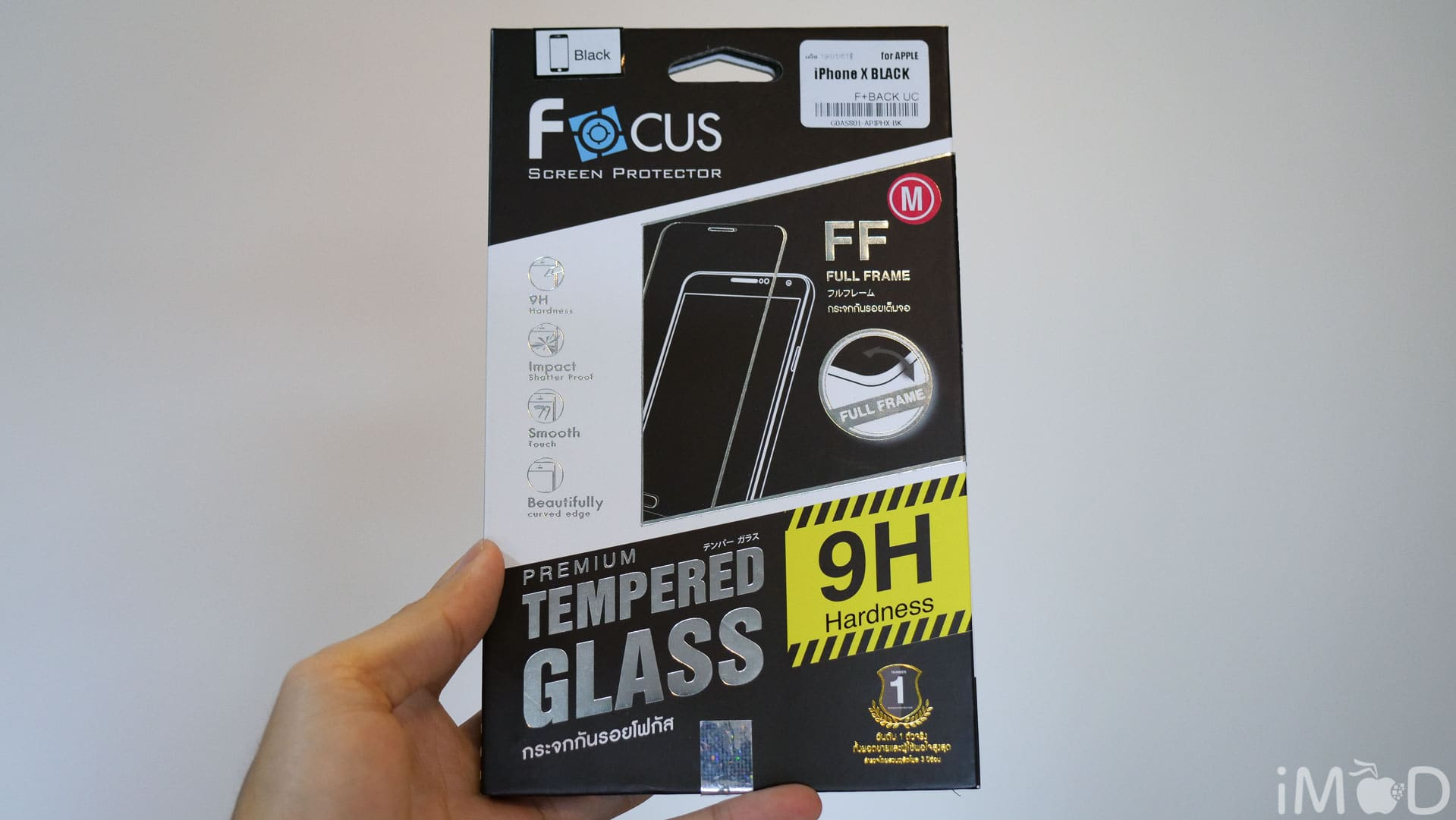 Focus Full Frame Tempered Glass Iphone X 0652 2