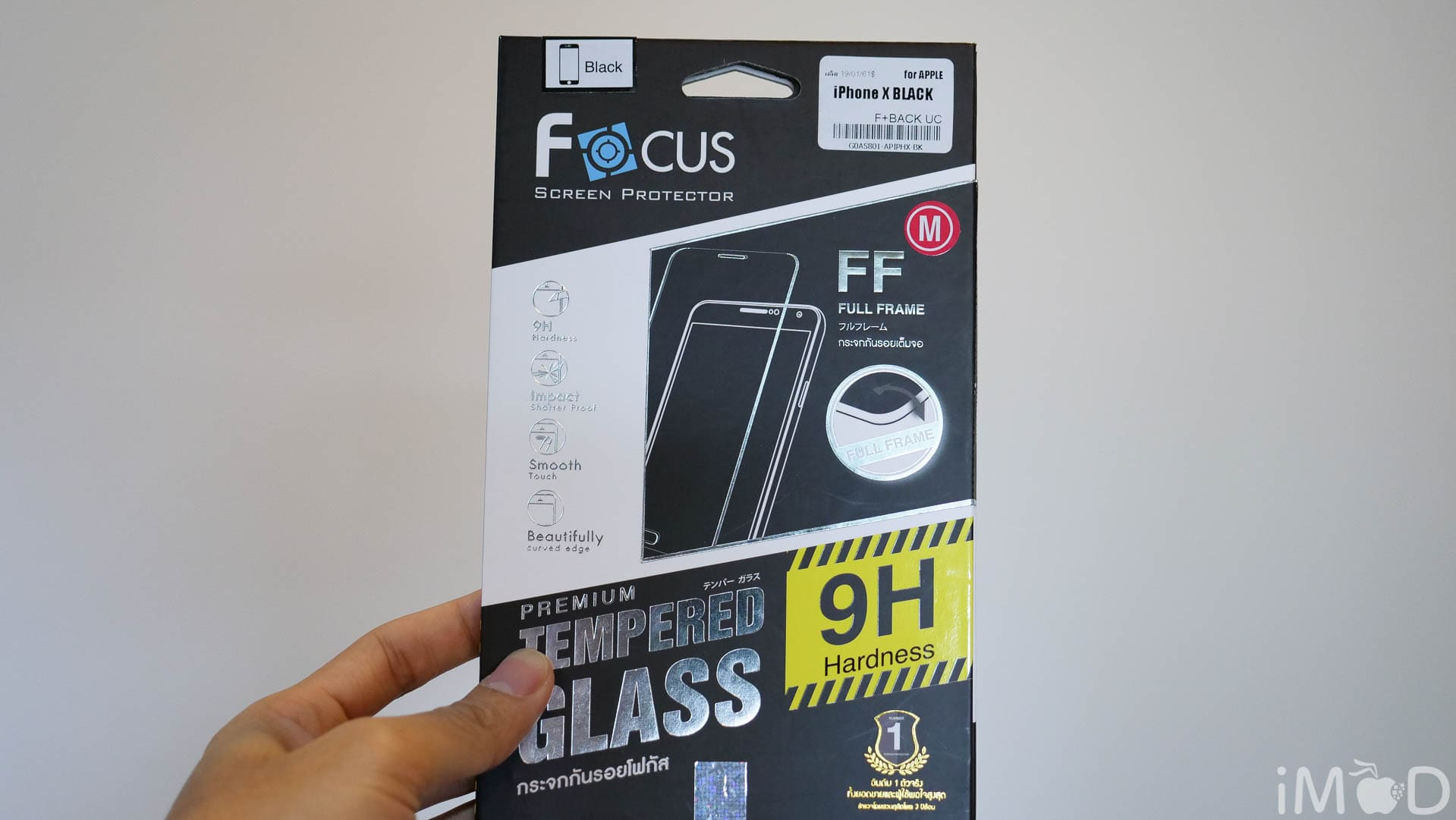 Focus Full Frame Tempered Glass Iphone X 0656 2
