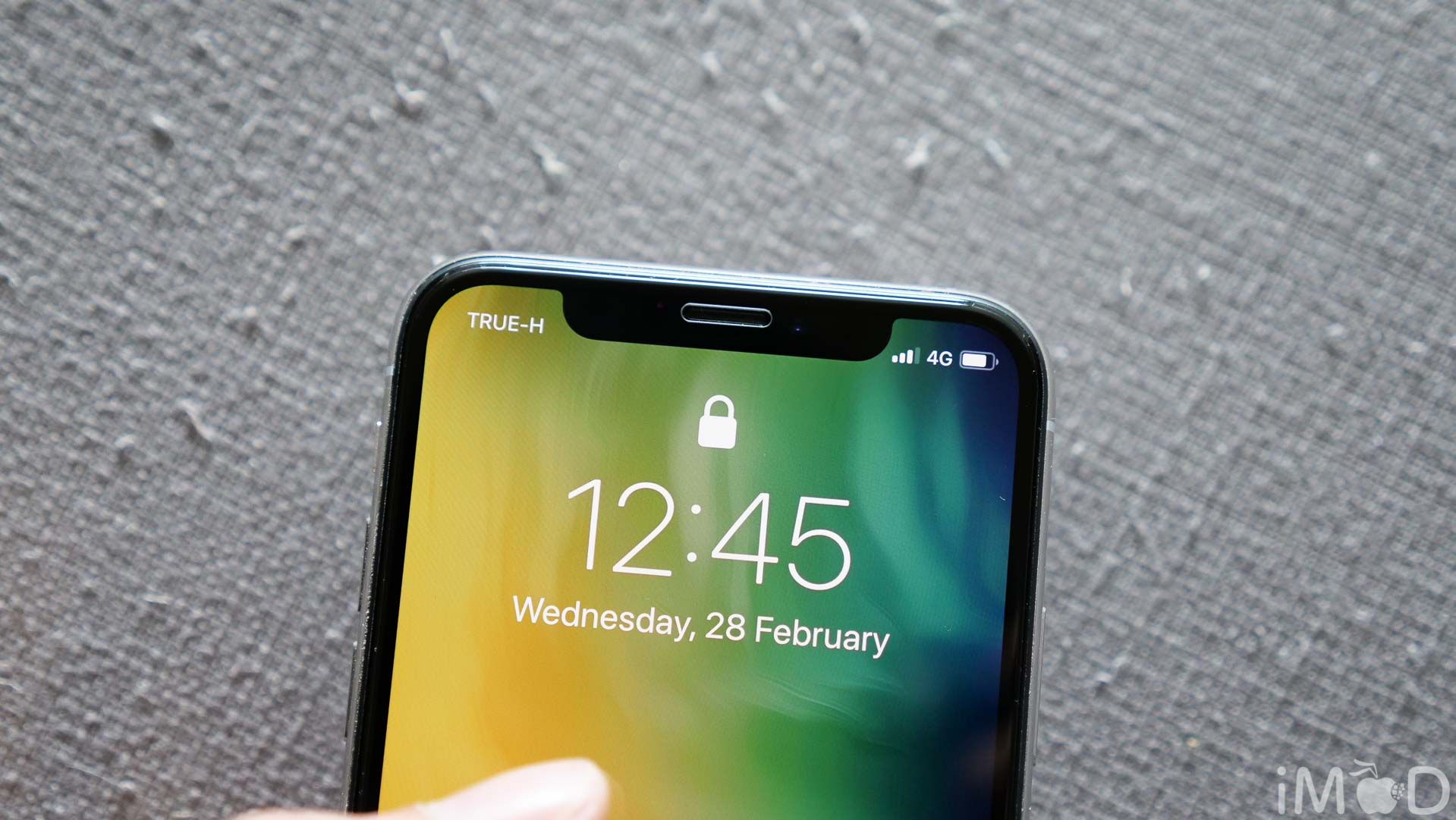 Focus Full Frame Tempered Glass Iphone X 0688 2