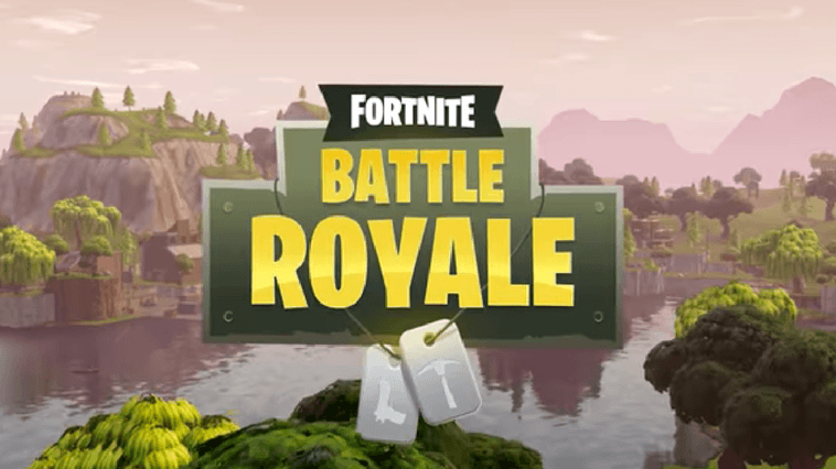 Fortnite Battle Royale Invite First Beta