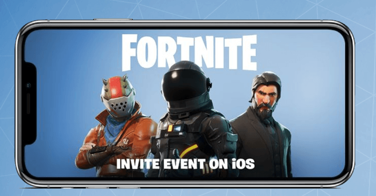Fortnite Battle Royale Prepare For Iphone Ipad Ios