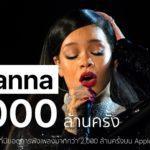 Rihanna Apple Music Cover
