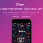 App Jam Shake Your Sound Cover