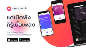 App Musixmatch Cover
