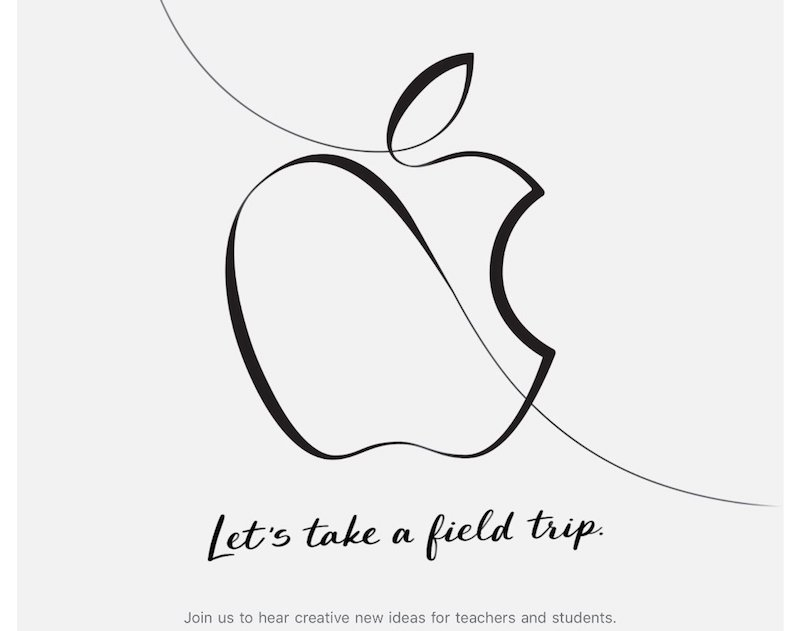 Apple Event 2018 Creative New Ideas For Teachers And Students 1