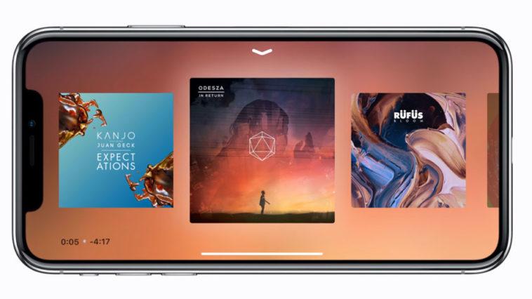 Apple Music Ios 12 Concept