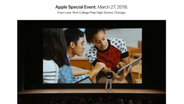 Apple Special Event Release New Ipad 9 7 Inch 2018 Cover