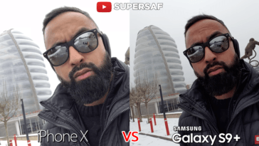 Camera Comparisation Iphone X Vs Samsung Galaxy S 9 Plus