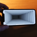 Depth Illusion Created By 3d Head Tracking On Iphone X