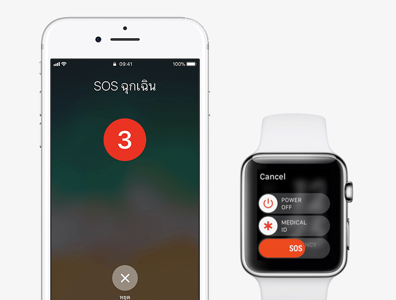 Emergency Sos Auto Call Iphone Apple Watch