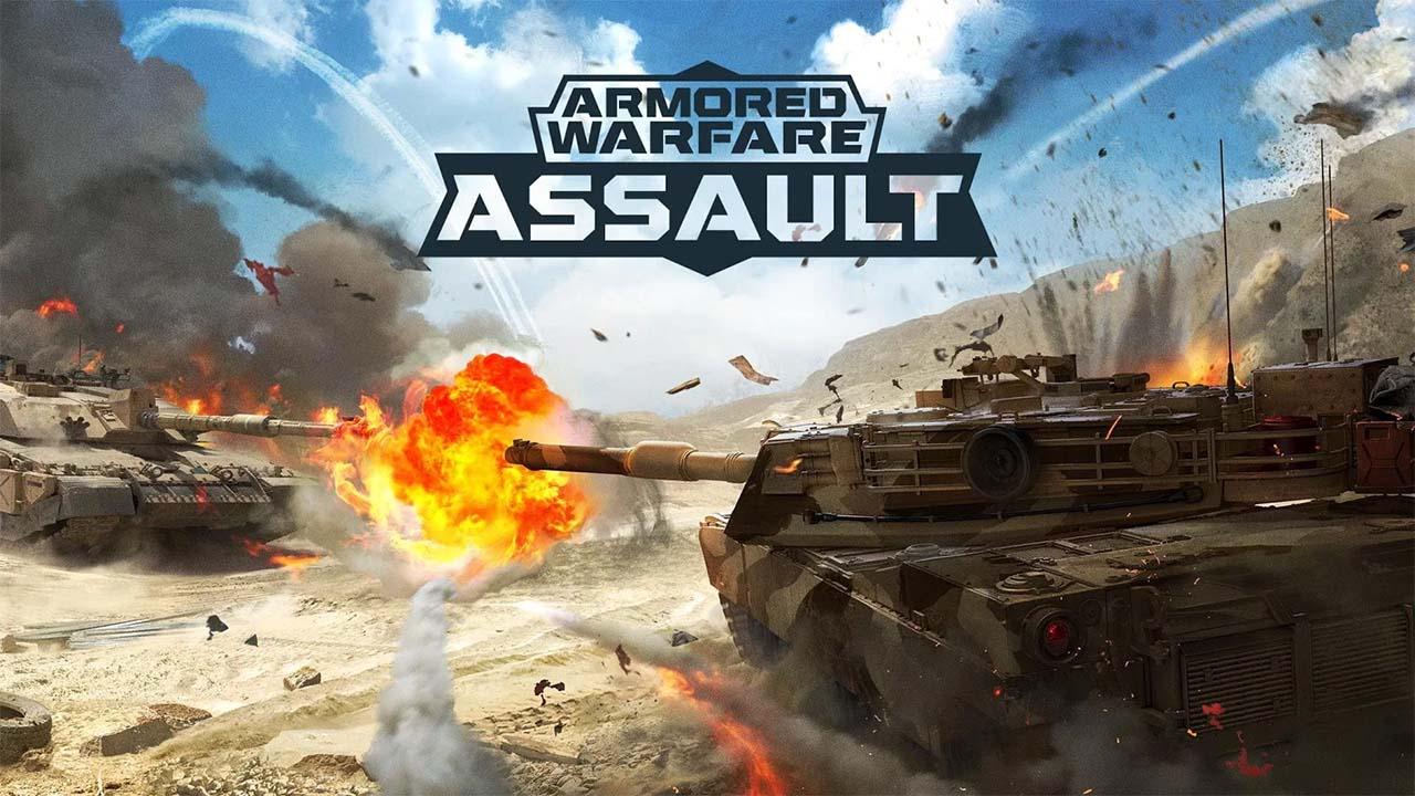 Game Armoredwarfare Cover