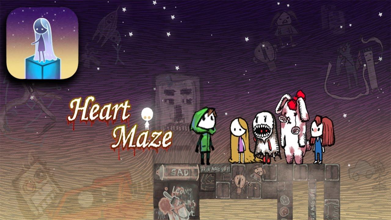 Game Heartmaze Cover