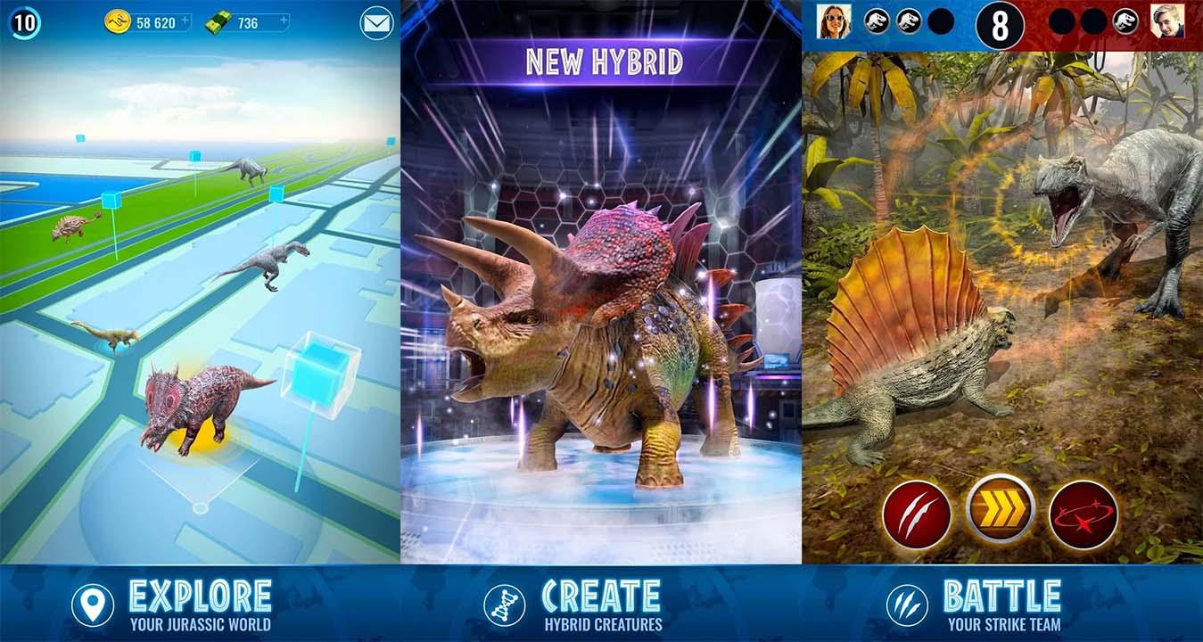 Game Jurassicworldalive Content1