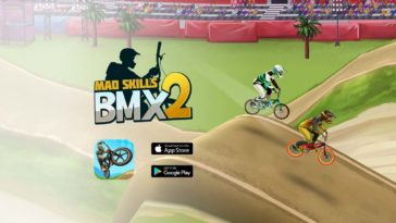 Game Madskillbmx2 Cover