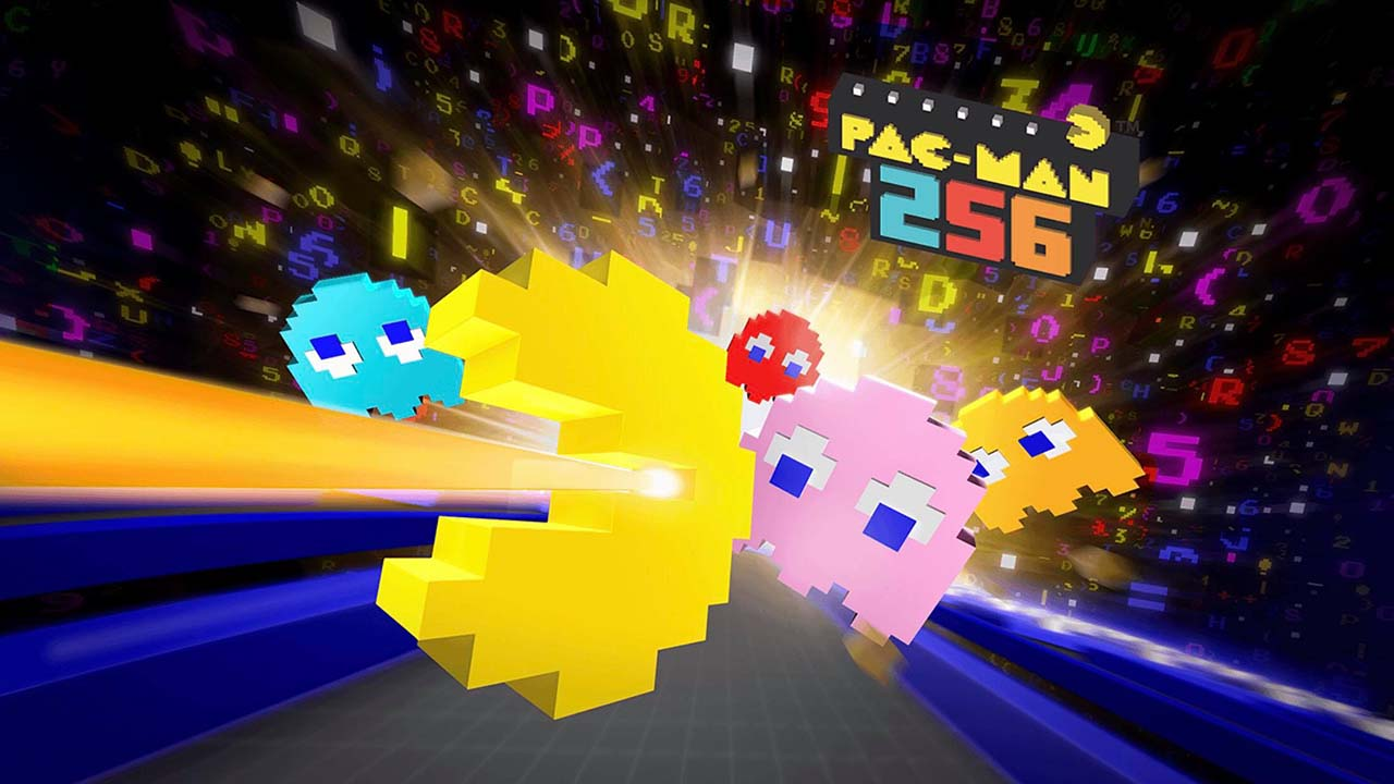 Game Pac Man256 Cover
