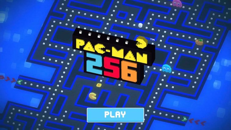 Game Pac Man256 Cover2