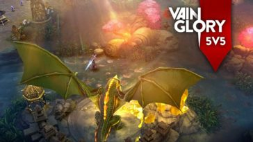 Game Vainglory5v5 Cover