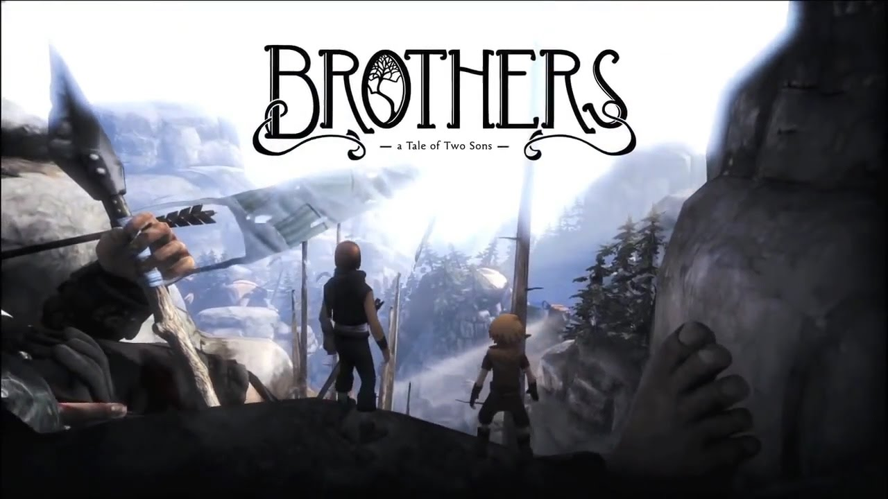 Game Brothers A Tale Of Two Sons Cover