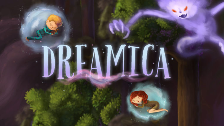 Game Dreamica Cover
