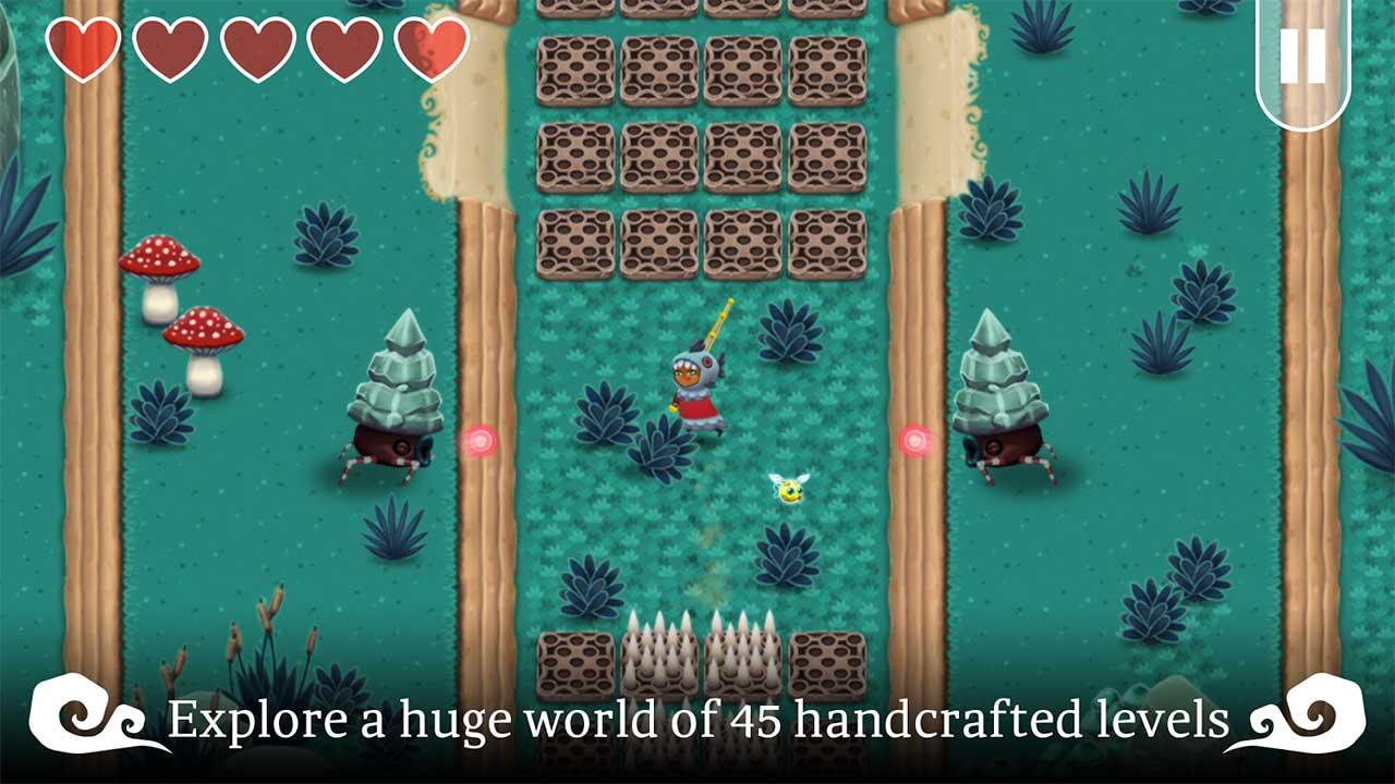 Game Legend Of The Skyfish Zero Content2