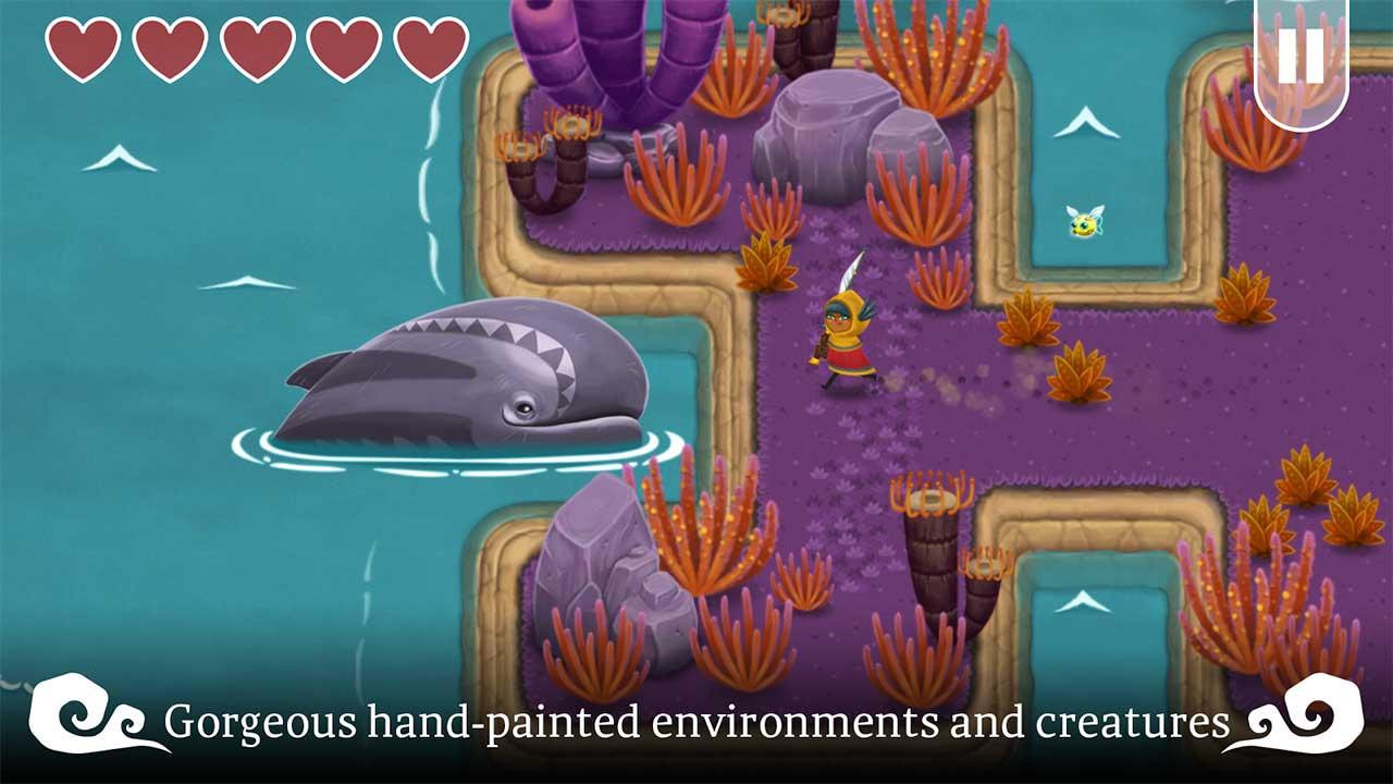 Game Legend Of The Skyfish Zero Content3