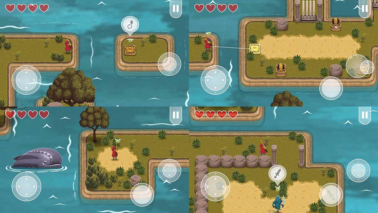 Game Legend Of The Skyfish Zero Content6
