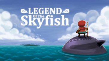 Game Legend Of The Skyfish Zero Cover