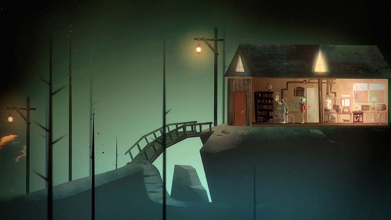 Game Oxenfree Cover