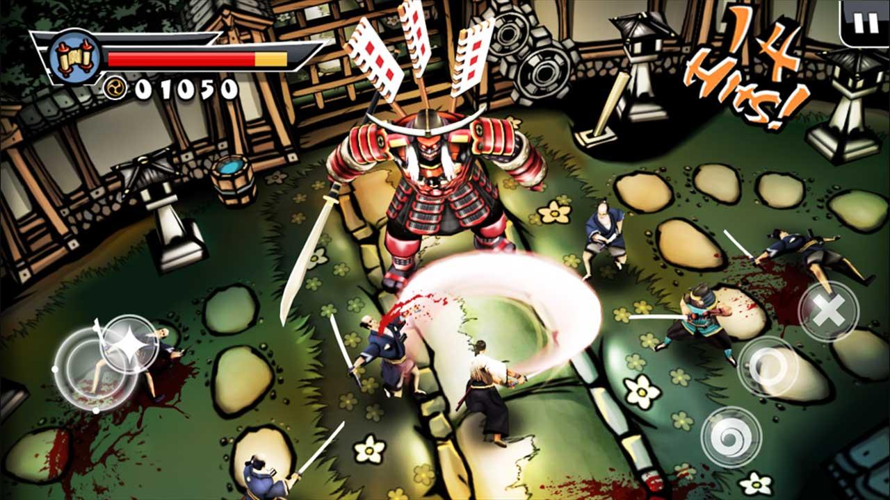 Game Samurai 2 Vengeance Cover