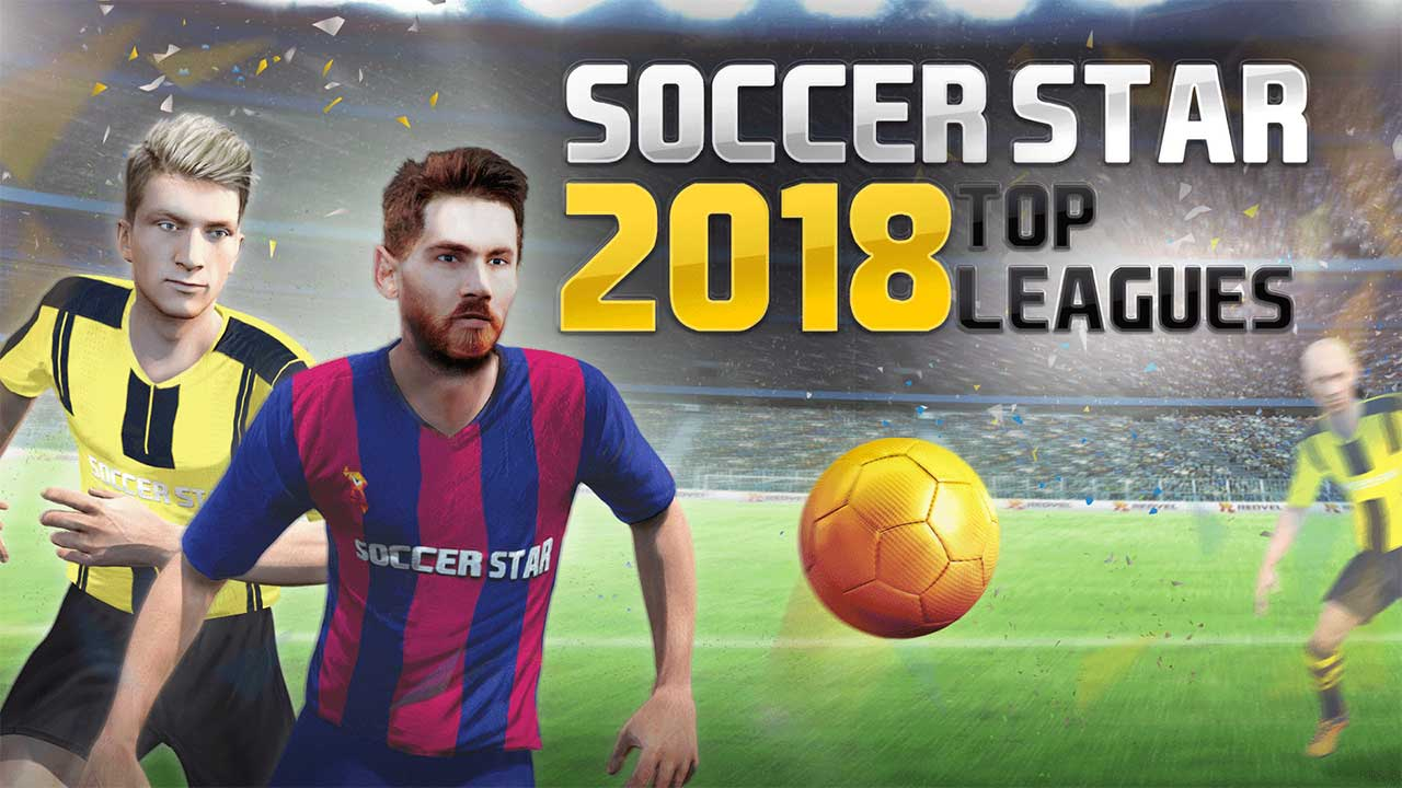 Game Soccer Star 2018 Top Leagues Cover