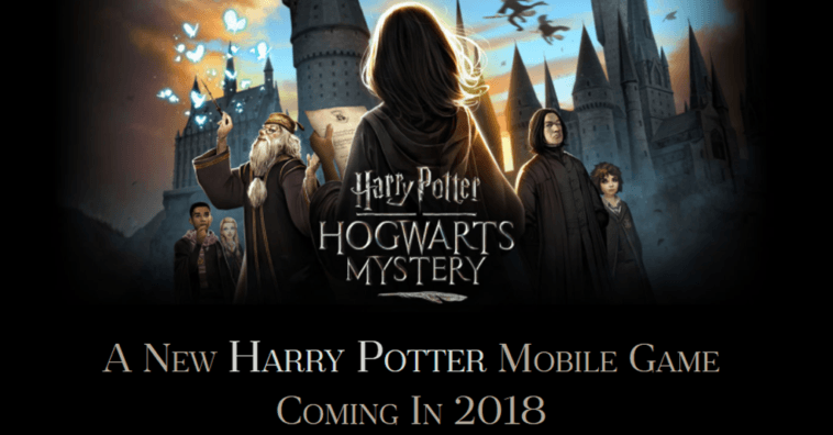 Harry Potter Hogwarts Myster Ios Gameplay