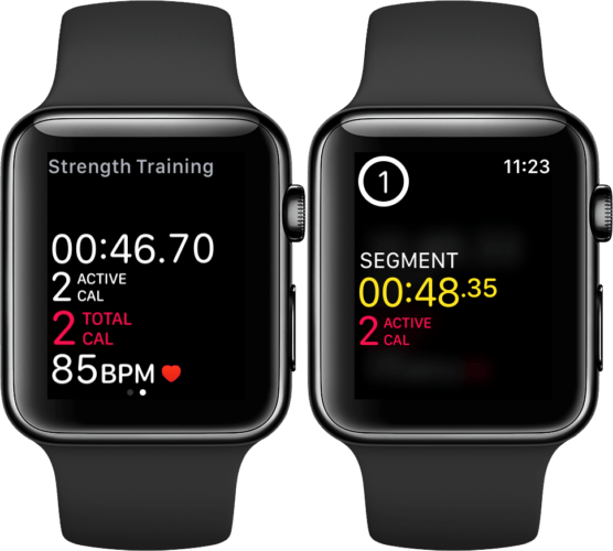 How To Segment Apple Watch When Workouts 1